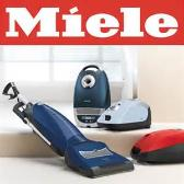 Chuck's Vacuum cleaner Miele